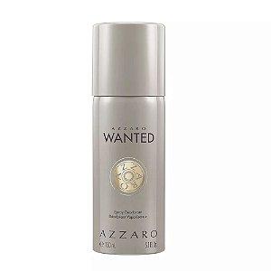 Desodorante Azzaro Wanted 150ml - Masculino