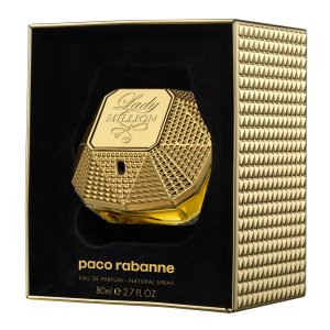 Lady Million Collector Edition Eau de Parfum Paco Rabanne 80ML - Perfume Feminino