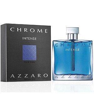 Azzaro Chrome Intense Eau de Toilette 100ML - Perfume Masculino