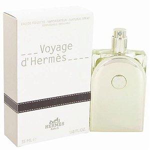 Voyage D'Hermès Eau de Toilette Refilável 35ML - Perfume Masculino