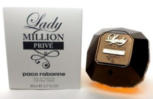 Tester Lady Million Prive EDP Paco Rabanne 80ML  - Perfume Feminino