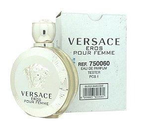 Tester Versace Eros Pour Femme EDP Versace 100ml - Perfume Feminino