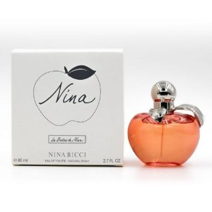 Tester Nina Eau de Toilette Nina Ricci 80ml - Perfume Feminino