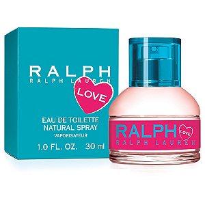 Ralph Love  Eau de Toilette Ralph Lauren 30ML - Perfume Feminino