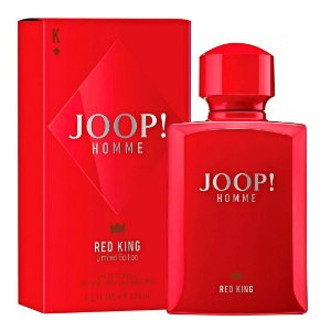 Joop! Homme Red King Limited Edition Joop! 125ML - Perfume Masculino