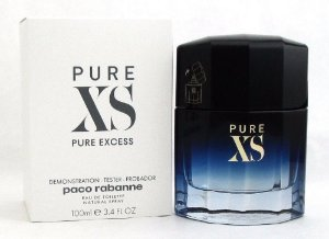 Tester Pure XS Eau De Toilette Paco Rabanne 100ml - Perfume Masculino