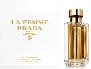 La Femme Milano Eau De Parfum Prada 35ML - Perfume Feminino