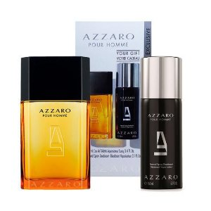 Kit Azzaro Pour Homme Eau de Toilette 100ml + Desodorante 150ml - Masculino