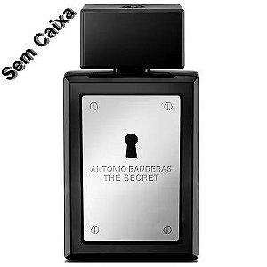 Sem Caixa The Secret EDT Antonio Banderas 100ml- Perfume Masculino