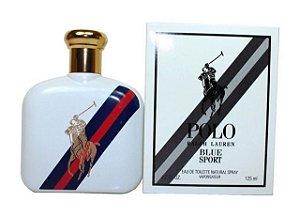 Tester Polo Blue Sport EDT Ralph Lauren 125ML - Perfume Masculino