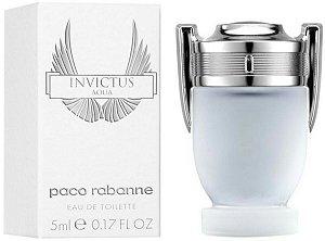 Miniatura Invictus Aqua Eau de Toilette Paco Rabanne 5ML - Perfume Masculino