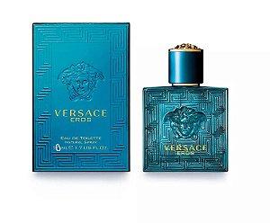 Miniatura Versace Eros Eau de Toilette Versace 5ML - Perfume Masculino