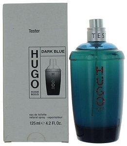 Tester Dark Blue EDT Hugo Boss 125ML - Perfume Masculino