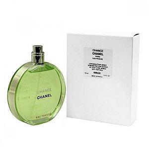 Tester Chance Chanel Eau Fraiche Eau de Toilette 100ML - Perfume Feminino