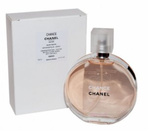 Tester Chance Chanel Eau de Toilette 100ml - Perfume Feminino
