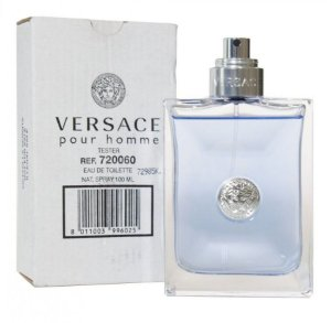 Tester Versace Pour Homme EDT Versace 100ML - Perfume Masculino