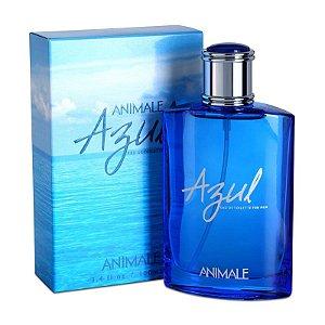 Animale Azul Eau de Toilette For Men Animale 100ML - Perfume Masculino