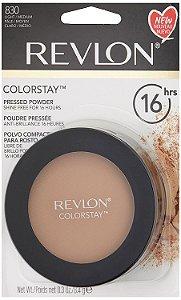 Pó Compacto Colorstay Pressed Powder Revlon - Light Medium 8,4g