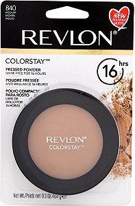 Pó Compacto Colorstay Pressed Powder Revlon - Medium 8,4g