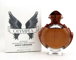 Tester Olympéa Intense Eau De Parfum Paco Rabanne 80ml - Perfume Feminino