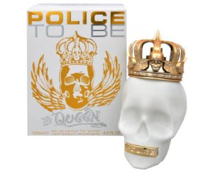 Police To Be The Queen Eau de Parfum 125ML - Perfume Feminino
