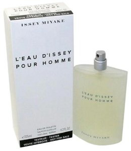 Tester L´Eau D´Issey Pour Homme EDT Yssey Miyake 125ML - Perfume Masculino