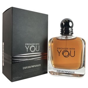 Stronger With You Eau de Toilette Emporio Armani 100ml - Perfume Masculino