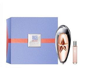 Kit Angel Muse Thierry Mugler Eau de Parfum 50ML + Miniatura 9ML - Feminino