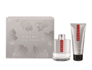 Kit Prada Luna Rossa Eau de Toilette 100ML + Pós Barba 100ML - Masculino