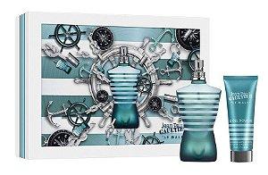 Kit Le Male Jean Paul Gautier Eau de Toilette 125ml + Gel de Banho 75ml - Masculino