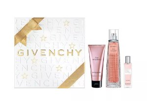 Kit Live Irrésistible Givenchy Eau de Parfum 75ml + Miniatura 15ml + Body Cream 75ml - Feminino