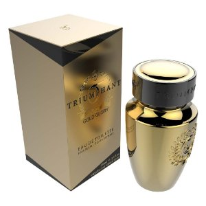 Gold Glory Triumphant Eau de Toilette 100ML - Perfume Masculino