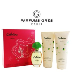 Kit Cabotine de Grès Eau de Toilette 100ml + Body Lotion 200ml + Shower Gel 200ml