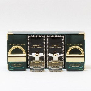 Kit Marc Jacobs Miniaturas: 2 Decadence EDP 4ml e 2 Daisy EDT 4ml - Feminino