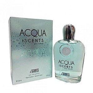 Acqua Pour Femme I-scents Eau de Parfum 100ml - Perfume Feminino