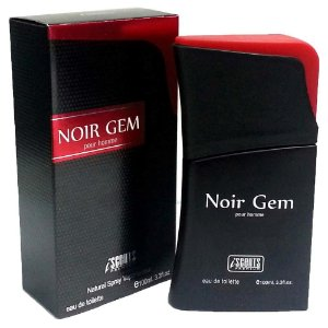 Noir Gem Eau de Toilette Iscents 100ml - Perfume Masculino