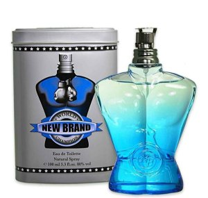 World Champion New Brand Eau de Toilette 100ml - Perfume Masculino