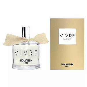Vivre Molyneux Eau de Parfum 50ml - Perfume Feminino