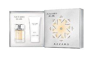 Kit Azzaro Pour Elle Feminino Eau de Parfum - Perfume 75ml + Loção Corporal 150ml