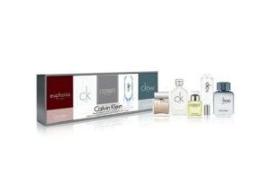 Kit Miniaturas Calvin Klein - Perfumes Masculino