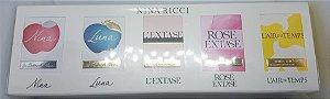 Kit Miniaturas Nina Ricci - Perfumes Femininos