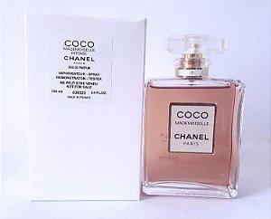 Tester Coco Mademoiselle EDP Intense Chanel 100ML - Perfume Feminino