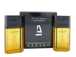 Kit Azzaro Pour homme Eau de Toilette - 2 x 30ml