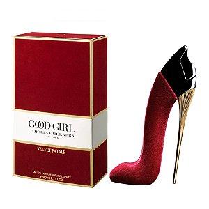 Good Girl Collector Velvet Fatale Carolina Herrera Eau de Parfum 80ml - Perfume Feminino