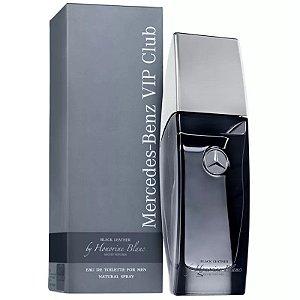Mercedes-Benz Vip Club Black Leather Eau de Toilette 100ml - Perfume Masculino