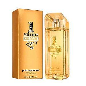 1 Million Cologne Paco Rabanne Eau de Toilette 125ml - Perfume Masculino