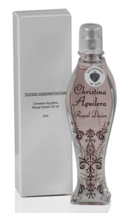 Tester Christina Aguilera Royal Desire EDP 50ml - Perfume Feminino