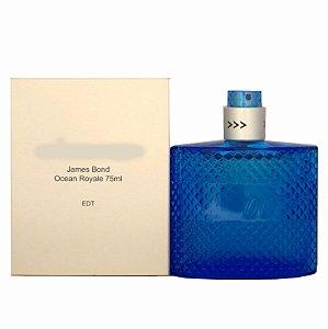 Tester Ocean Royale James Bond EDT 75ml - Perfume Masculino