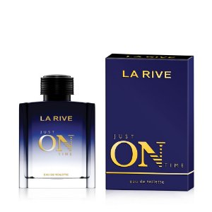 La Rive Just On Time 100ml - Perfume Masculino