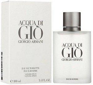 Acqua Di Gio Homme Eau de Toilette Giorgio Armani 100ml - Perfume Masculino